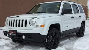 jeep patriot 2014 black rims. 2015 jeep patriot high altitude 4wd black alloy wheels blacked out emblems satellite radio youtube 2014 rims 4