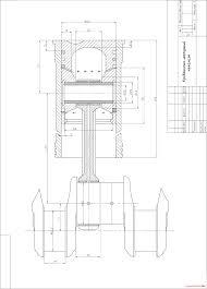 Курсовые и дипломные работы автомобили расчет устройство  Курсовой проект Определение основных параметров двигателя внутреннего сгорания