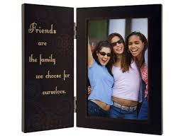 Malden Friends are the Family We Choose for Ourselves Storyboard Frame, 4  by  Single Frames: Birthday gift
