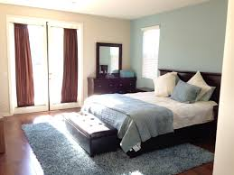 Pottery Barn Bedroom Paint Colors Bedroom Painted With Benjamin Moore Gossamor Blue Behr High