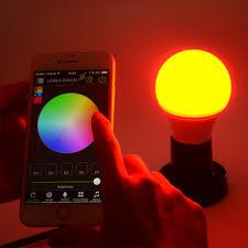 smart outdoor lighting. Foxanon Bluetooth Light Bulb 4 5w E27 Rgbw Led Lampada 0 Inspiration Of Smart Outdoor Lighting