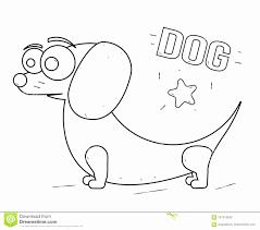Disegni Per Bambini Facili Da Disegnare Cane Divertente Ed