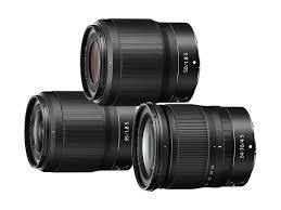 Nikon Lens Chart Nikon Imaging Products Nikkor Lenses