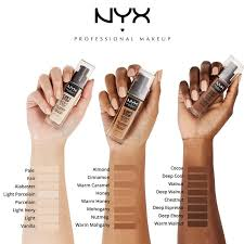 nyx professional makeup can t stop won t stop 24 hour foundation 30ml feelunique