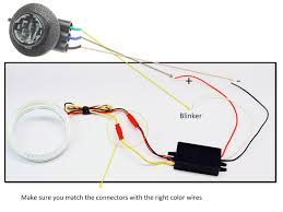 led halo installation wire diagram guide hid retrofit kit led halo installation wire diagram guide
