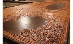 kosel saddlery tooled leather countertops cowgirl