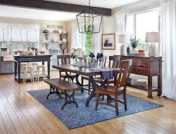 the first step in creating a rustic chic farmhouse living room is to set the stage for furnishings and accessories natural wood floors exposed beams