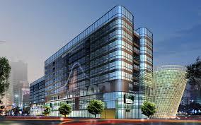 Modern Apartment Building Plans - Modern apartment building facade