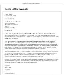 How To Write A Resume Cover Letter Examples Cover Letter For Resume