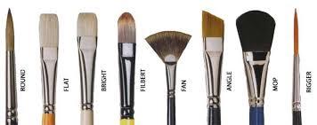 Artist Brush Sizes Chart Buy Artist Brush Brush Artist Paint Artist Brush Sizes Chart Product On Alibaba Com