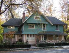 Beautiful Appearing On The American Scene Between 1880 And 1900, The Shingle Style Is  Distinctly American In Its Wood Construction Typically Blending Into  Natural ...