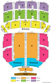Orpheum Theatre Mn Seating Chart