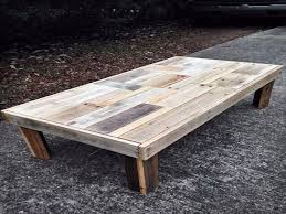 Pallet Wood Coffee Table Fresh 12 Diy Antique Wood Pallet Coffee Table  Ideas Diy And Crafts