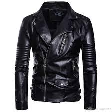 2019 men fashion luxury leather jacket spring autumn new british style men leather jacket motorcycle jacket male coat europe size m 5xl from annawu163