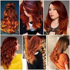Autumn Red Hair Color Best Dark