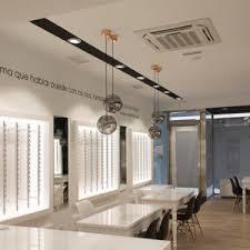 Image Modern Óculos Óptica By La Design Vigo Spain By Retail Design Blog Retail Design Blog Yiğitalp Office By Guss Design Konya Turkey