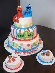 8 Baby Elmo 1st Birthday Cakes For Boys Photo Baby Elmo Birthday
