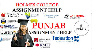 holmes college assignment help