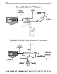 msd ignition wiring diagram for coil pack ~ wiring diagram portal ~ \u2022 Ford Truck Wiring Diagrams msd coil pack wiring harnesses 2000 corvette wiring diagram schematics rh alfrescosolutions co mercury ignition coil wiring diagram ford ignition system