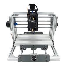 2417 3 axis mini diy cnc router wood craving engraving cutting milling desktop engraver machine 240x170x65mm cartisfull