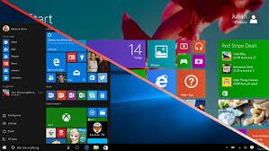 How To Upgrade Windows 8 To Windows 10 Windows 8 1 Vs Windows 10 How Do They Match Up Bt