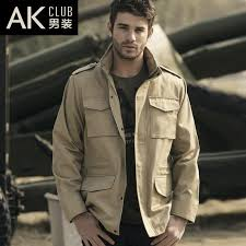ak 2016 men s new winter bags spring m65 field jacket hooded jacket male youth tide mens leather er jacket mens jackets and coats from laico78