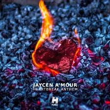 Anthem Chart Jaycen Amour Heartbreak Anthem Chart By Jaycen Amour