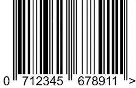 Barcode Mil Size Chart Ean 13 Barcode Specifications International Barcodes