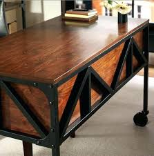 industrial style office furniture. Industrial Style Desk Tremendous Office Furniture Simple Design Empire