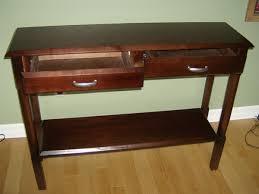 dark wood hall table. Best Dark Wood Hall Table With Indoor Furniture Kitchener Waterloo New F
