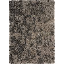 Shag rugs Rc Willey Medium Granite Gray Shag Rug Amore Rc Willey Furniture Store
