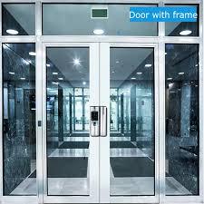 office glass doors. Perfect Doors Office Glass Door Digital Remote Control Fingerprint Lockin Locks From  Home Improvement On Aliexpresscom  Alibaba Group To Office Doors