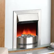 electric fireplace pebbles sides place replacement glass electric fireplace pebbles