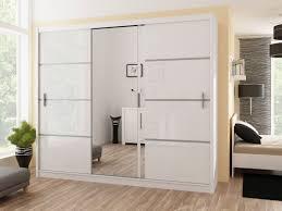 Mirjan24 Kleiderschrank Rapid Schwebetürenschrank Mit Spiegel Schiebetür Elegantes Schlafzimmerschrank Schlafzimmer Jugendzimmer