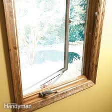 replacement bathroom window. Appealing Replacement Bathroom Window And Repair The Family Handyman V