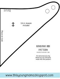 Bandana Bib Pattern Custom Bandana Bib Pattern Followpicsco Bibs Pinterest Bib Pattern