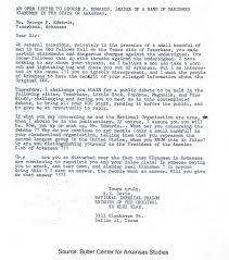 william branham and roy e davis imperial wizard of the ku klux 1959 klan letter