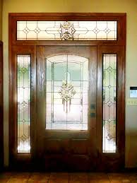 austin stained glass doors windows