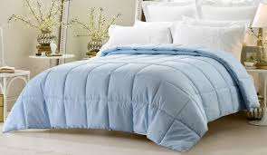 super oversized high quality down alternative comforter fits pillow within remarkable blue comforter your home inspiration