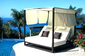 modern outdoor daybed patio daybed with canopy outdoor canopy daybed riviera modern outdoor leisure daybed with