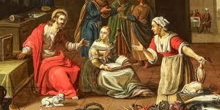 What do Mary and Martha teach us about discipleship?   Psephizo