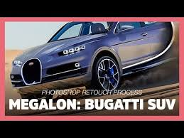 The most powerful, fastest and exclusive production super sports car in bugatti's brand history: Bugatti Megalon Rendering Is The Most Expensive Suv You Ve Never Seen Autoevolution