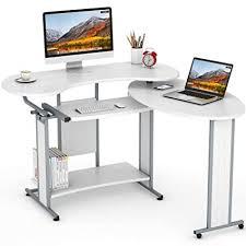 Image Trendy Image Unavailable Amazoncom Amazoncom Lshaped Computer Desk Little Tree Rotating Corner Desk
