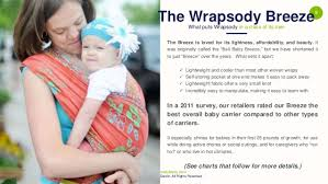 The Wrapsody Breeze: For Retailers and Ambassadors