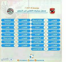 مواعيد مباريات الاهلي السعودي القادمة