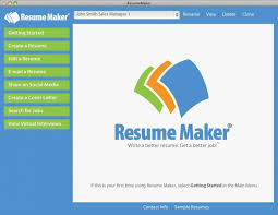 Things That Make You Love And Hate Resume Maker For Mac