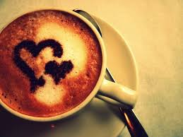 coffee love heart. Contemporary Love Coffee And Heart Image On Coffee Love Heart