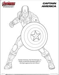 Small Picture Avengers Age of Ultron Coloring Sheets Trailer My Boys and