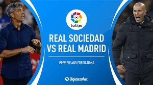 Real Sociedad vs Real Madrid live stream: Watch La Liga online