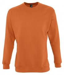 <b>Толстовка NEW SUPREME 280</b>, оранжевая, цена — 1 293.00 ...